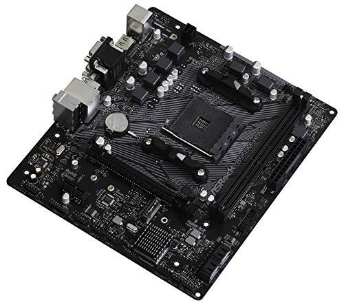 ASRock B550M-HDV Mainboard mit AMD AM4 RyzenTM/Future AMD RyzenTM Prozessoren der 3. Generation