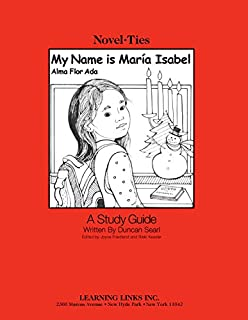 My Name is Maria Isabel: Novel-Ties Study Guide