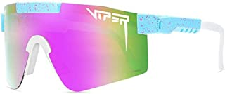 Pit Viper Polarized Sunglasses Men Women UV Protection...