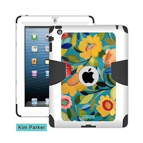 Trident Case 848891017185 Kim Parker Kraken A.M.S. Case for Apple iPad 2/3/4th Gen