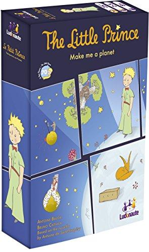 Der Kleine Prinz - Make Me A Planet - Brettspiel