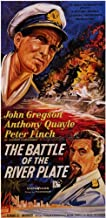 The Battle of the River Plate POSTER Movie (27 x 40 Inches - 69cm x 102cm) (1956)