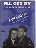 """sheet music cover: """"I'll Get By"""""""