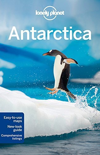 Lonely Planet Antarctica (Travel Guide) 5th edition by Lonely Planet, Averbuck, Alexis (2012) Paperback