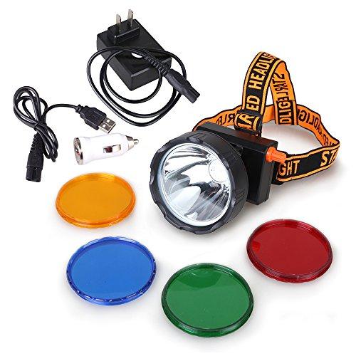 Kohree New Dimmable LED Miner Headlamp