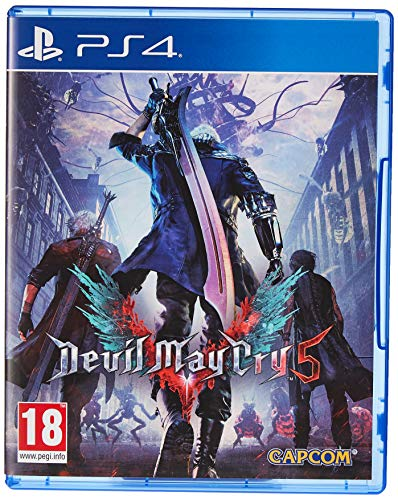 Devil May Cry 5 by Capcom – (PS4)