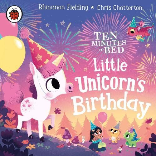 Little Unicorn's Birthday cover art