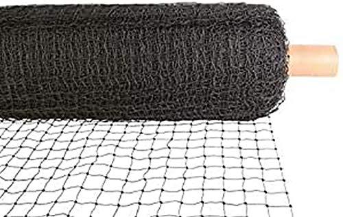 Trixie 44361 Schutznetz auf Rolle, 75 × 2 m, schwarz