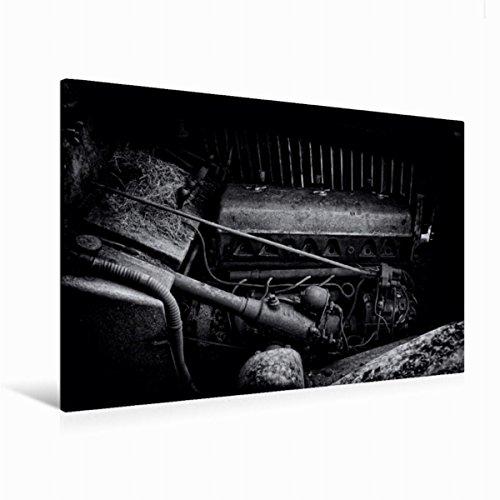 Premium Textil-Leinwand 120 x 80 cm Quer-Format Motor | Wandbild, HD-Bild auf Keilrahmen, Fertigbild auf hochwertigem Vlies, Leinwanddruck von ppicture - Petra Voß