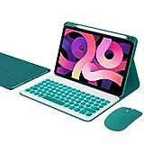 Funda teclado para iPad Air 4ª gen 2020 10,9 pulgadas, diseño...