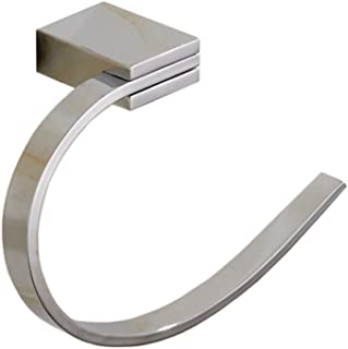 Nameeks NCB32 NCB Towel Ring, One Size, Chrome