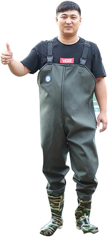 LBWNB Wader PantsFishing Waders for Men Women Hunting Chest Waders with Boots Waterproof Breathable Crosswater Bib Pants