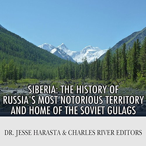 Siberia audiobook cover art