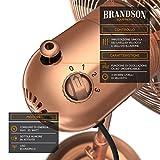 Immagine 2 brandson ventilatore a piantana da