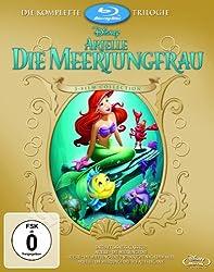 Arielle, die Meerjungfrau – Trickfilm Fun in drei Teilen!