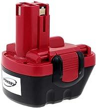 Powery Batería para Bosch Taladro PSR 1200 NiMH O-Pack 1500mAh