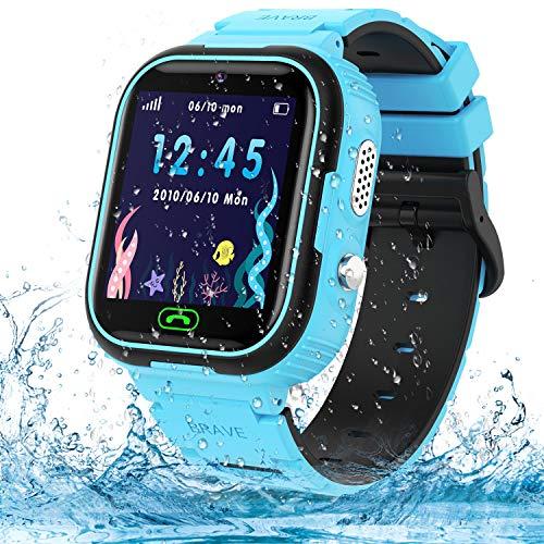 Smartwatch per bambini, con localizzatore LBS impermeabile IP67 Smartwatch bambini