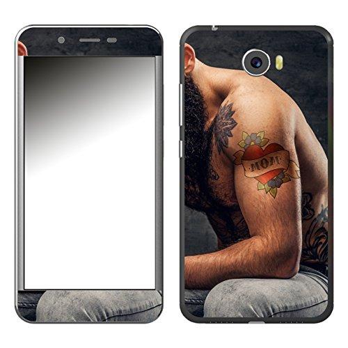 Disagu SF-106921_1008 Design Folie für Archos 50 Cobalt - Motiv Mom - Tattoo