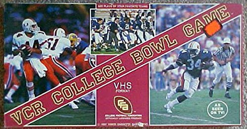 VCR College Bowl Game by VCR Col...