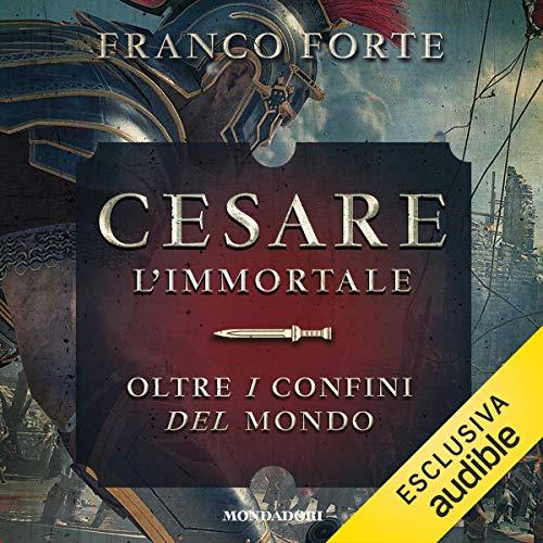 Cesare l'immortale audiobook cover art