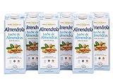 Almendrola Bebida Vegetal de Almendras Original, 6 x 1L