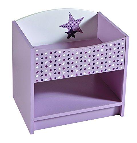Demeyere 299410 Fairy Chevet Lilas