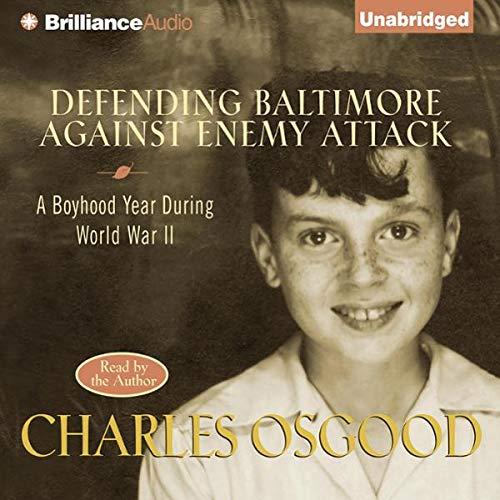 Defending Baltimore Against Enemy Attack audiobook cover art