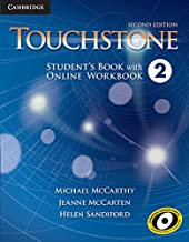 Touchstone, Level 2: Student's Book with Online Workbook