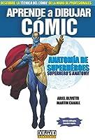 Aprende a dibujar cómic: anatomía de superhérores