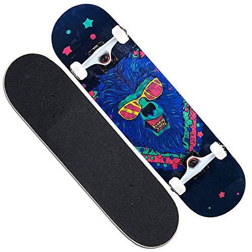 ZEH Skateboards for Anfänger, 31