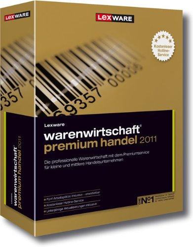 Lexware Warenwirtschaft Premium Handel 2011 (Version 11.00)