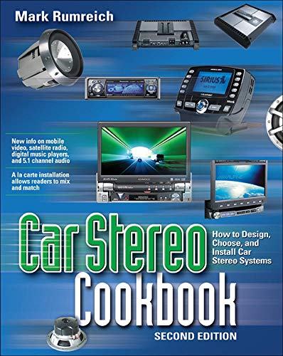 Car Stereo Cookbook (TAB Electronics)