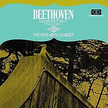 Quartet In F, Op. 59, No. 1