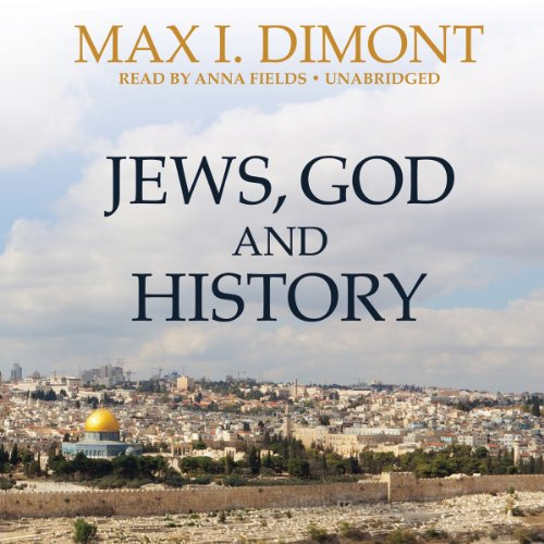Jews, God, and History audiobook cover art