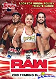 2019 Topps WWE RAW Wrestling EXCLUSIVE Factory...