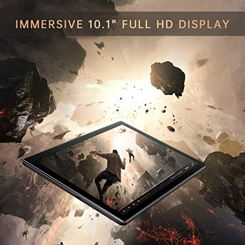VANKYO MatrixPad S30 10 inch Octa-Core Tablet, Android 9.0 Pie, 3GB RAM, 32GB Storage, 13MP Rear Camera, 1920x1200 IPS Full HD Display, Bluetooth 5.0, 5G Wi-Fi, GPS, Silver