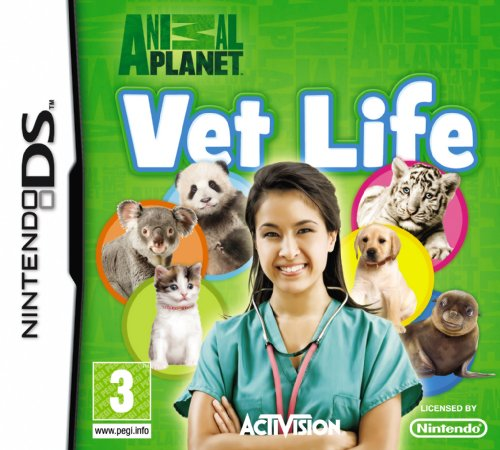 Animal Planet: Vet Life (Nintendo DS) [Edizione: Regno Unito]