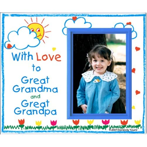 Decorative Arts Reasonable The Grandparent Gift In Loving Memory Gold Picture Frame Strong Packing