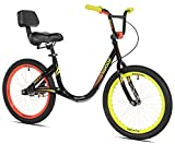 KaZAM Swoop Balance Bike, 20', Black/Neon Orange