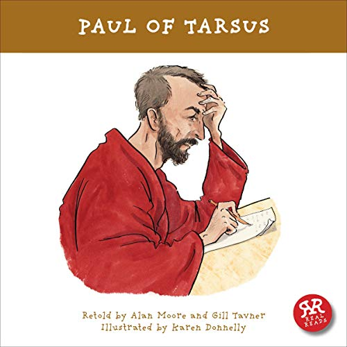 Paul of Tarsus cover art