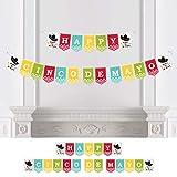 Big Dot of Happiness Cinco de Mayo - Mexican Fiesta Party Bunting Banner - Serape Sombrero Party Decorations - Happy Cinco De Mayo