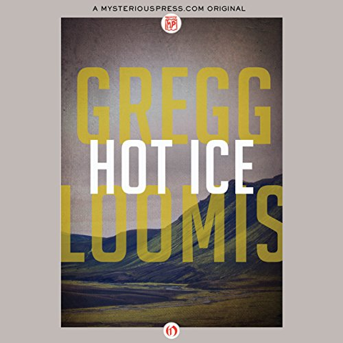 Hot Ice audiobook cover art
