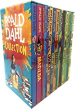 Roald Dahl 16 Book Slipcase Collection