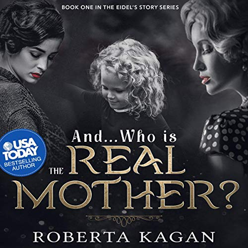 And...Who Is the Real Mother? cover art