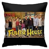 Fuller House Cast Merch Square(45cmx45cm) Pillowcase Home Bed Room Interior Decoration