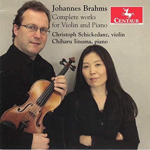 Complete Works Violin & Piano