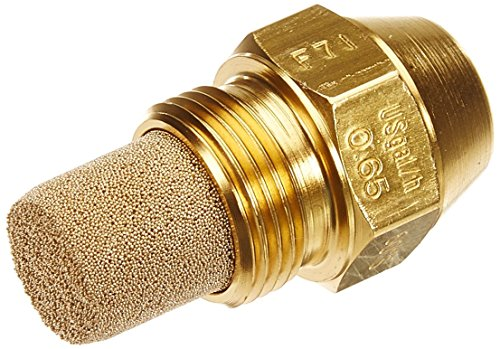 Danfoss Vollkegel-Öldüse Winkel 60 Grad 0,65 USgal/h 2,67 kg/h, 030F6914