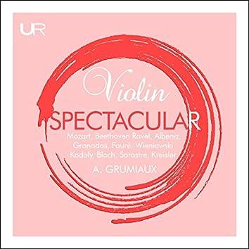 Violin Spectacular
