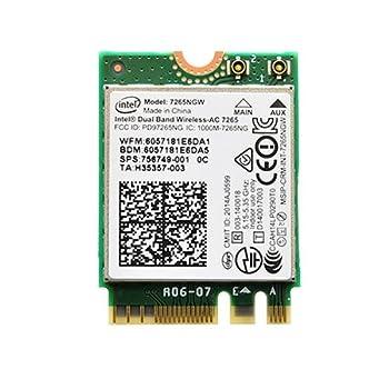 Best intel dual wireless ac 7265 Reviews