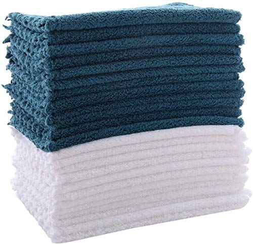 12 Pack 16×19-in Kitchen Towel Dishcloths Only $9.99 (Retail $19.98)